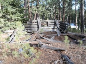 Meeker Road cabin