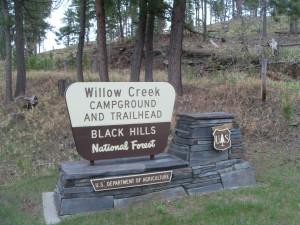 Willow-Creek-Trailhead-300x225