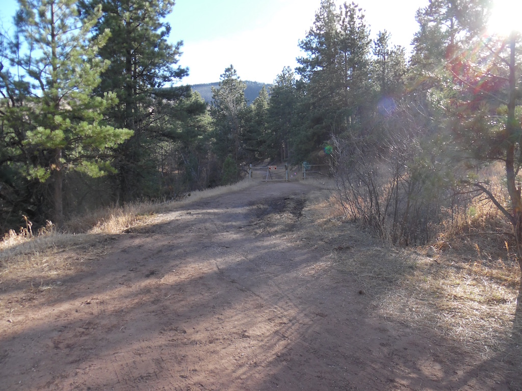 Little Elk Creek Trailhead