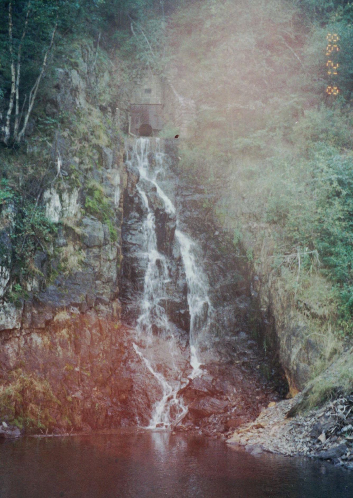 Spring Cr falls