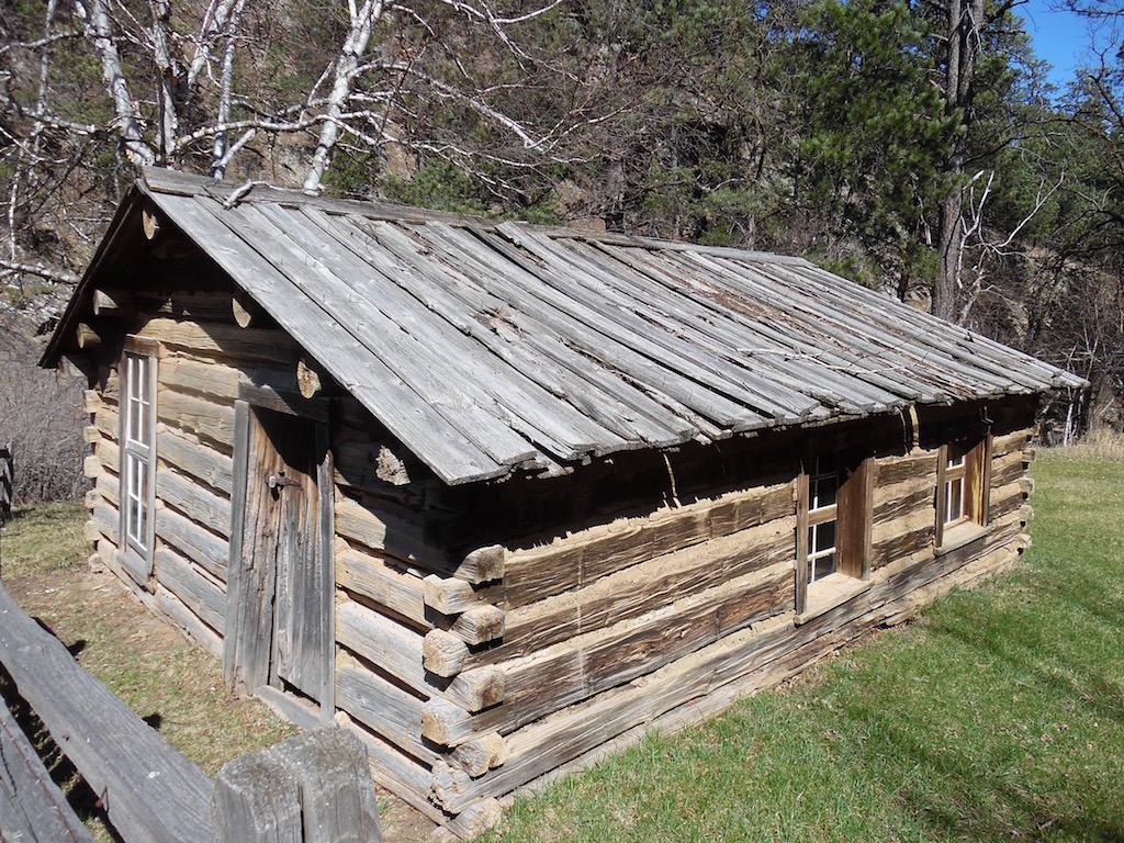 Historic cabin 1