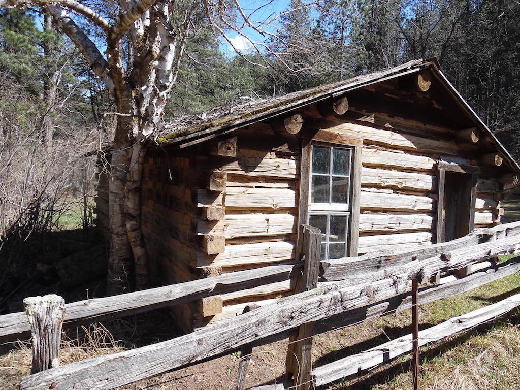 Historic cabin 2