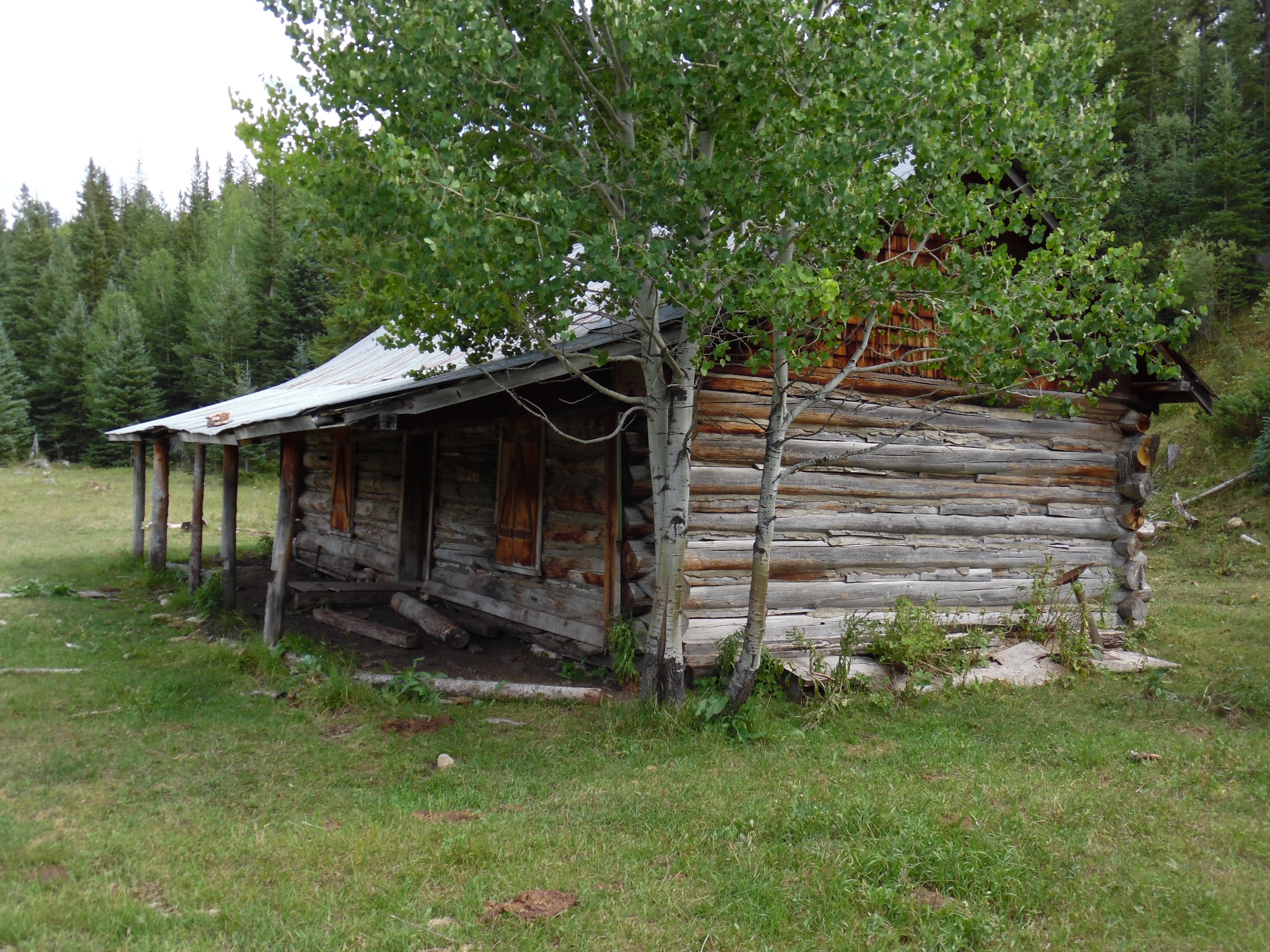 Cold Creek Cabin