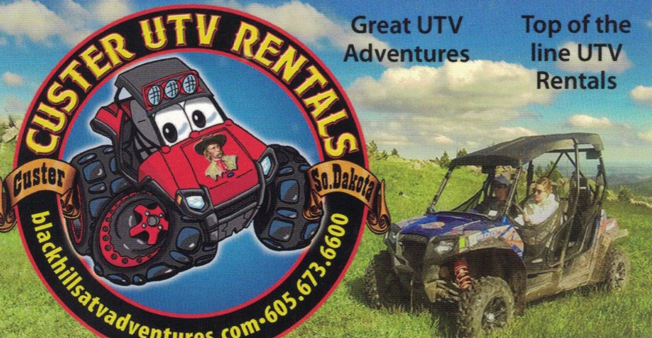 Custer UTV Rentals