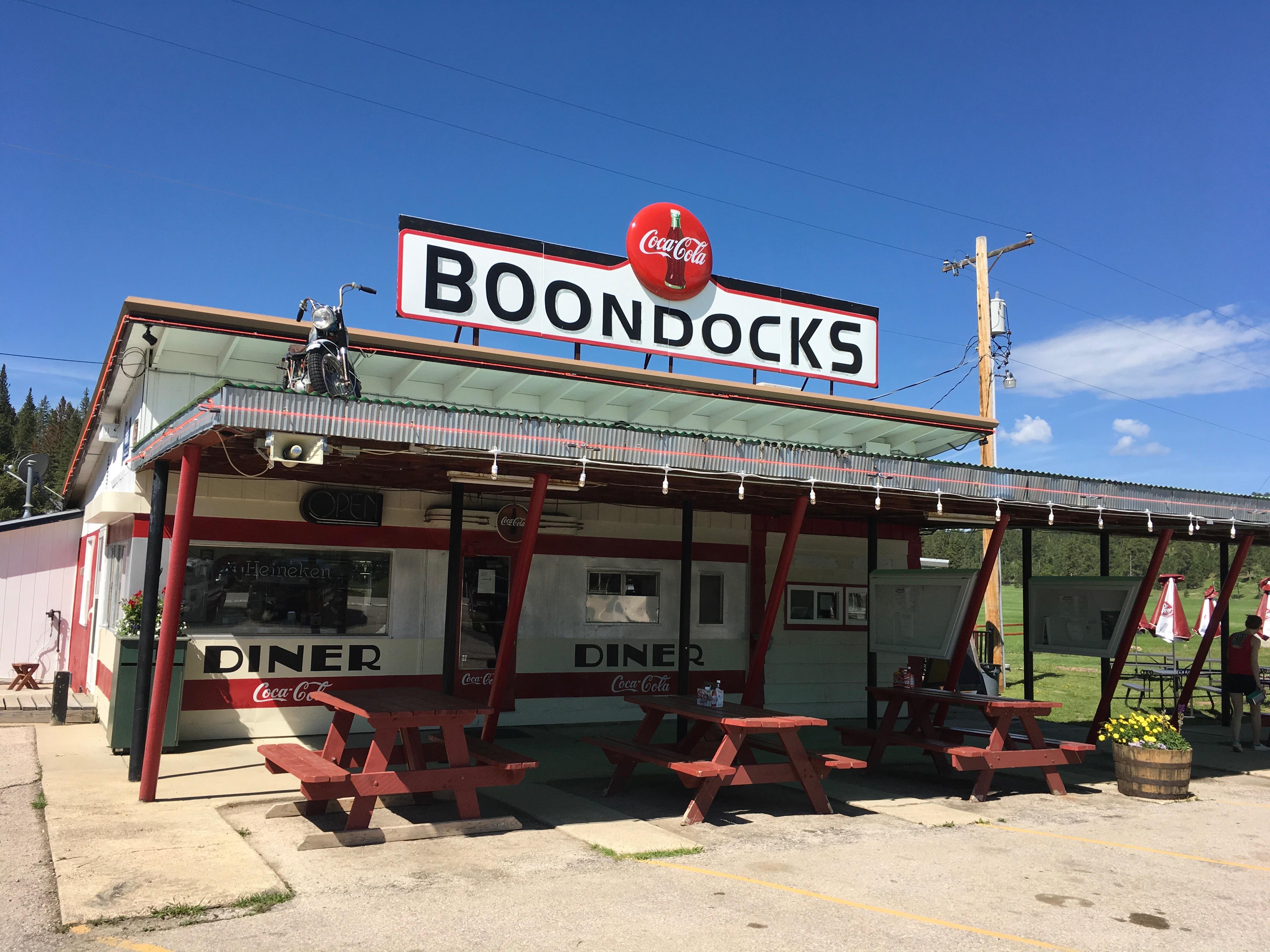 Boondocks Diner
