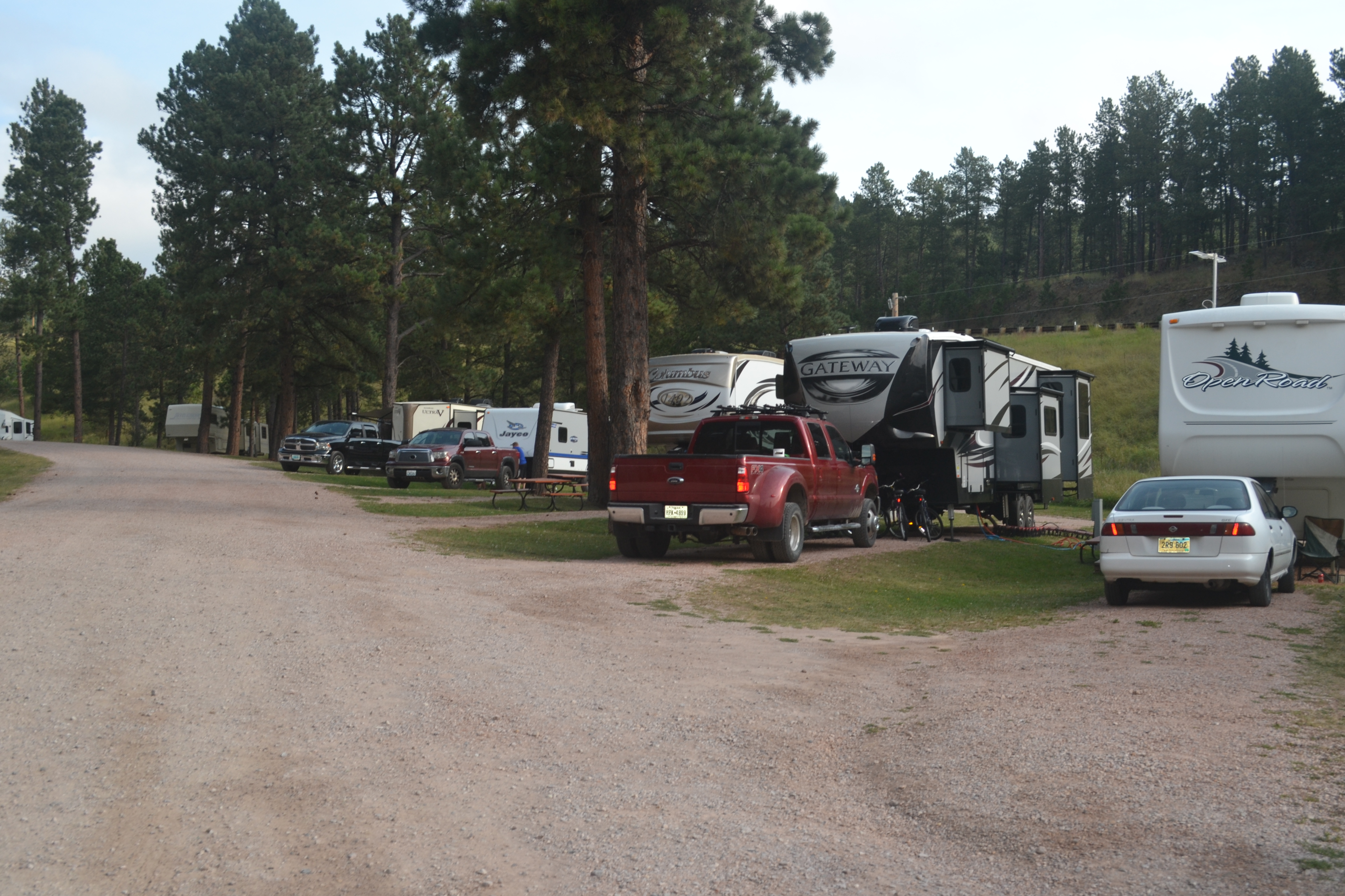 HOLY SMOKE RESORT CAMPGROUND