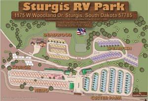 STURGIS RV PARK