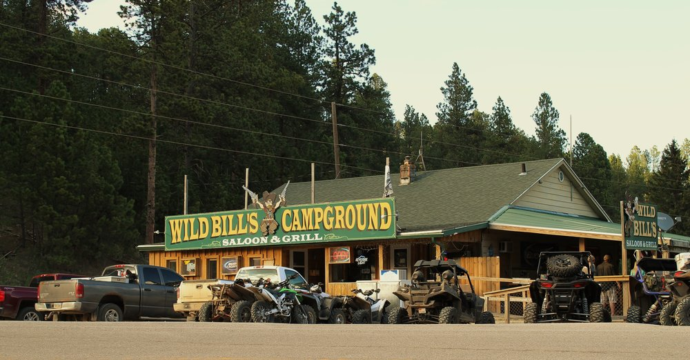 "WILD BILL""S CAMPGROUND & CABINS"