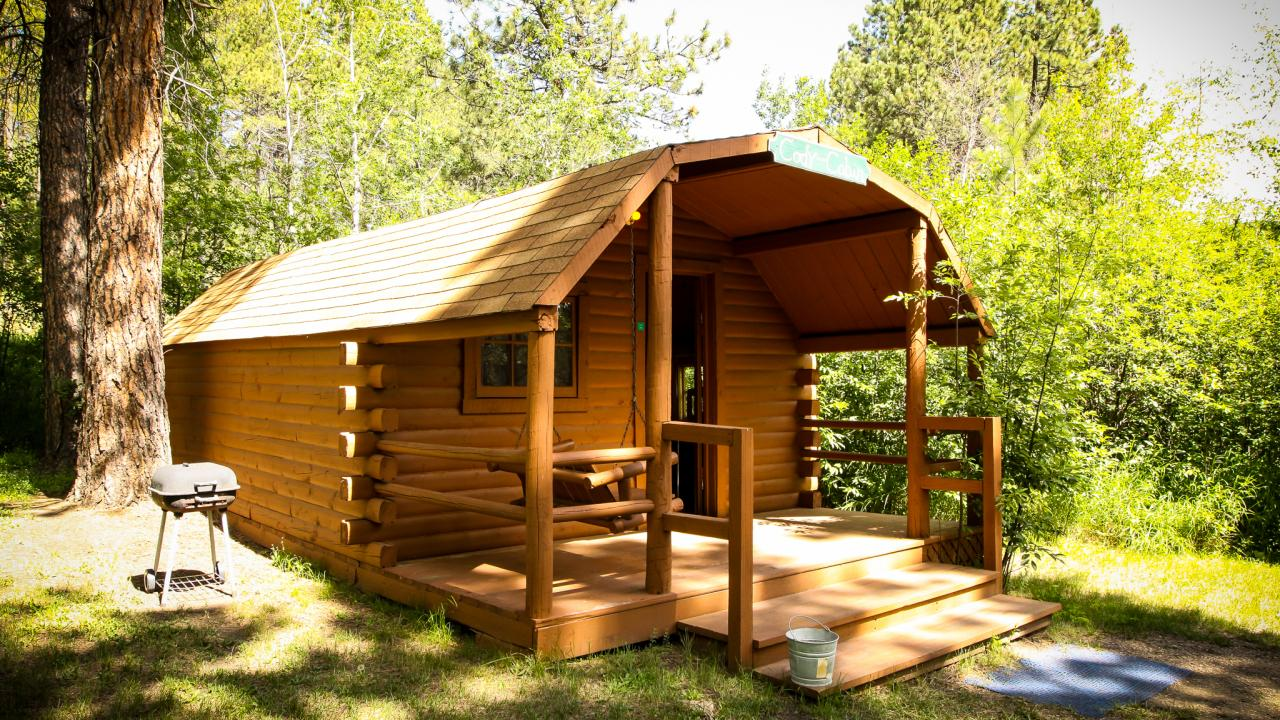 BLACK HILLS WHISPERING PINES CAMPGROUND & CABINS