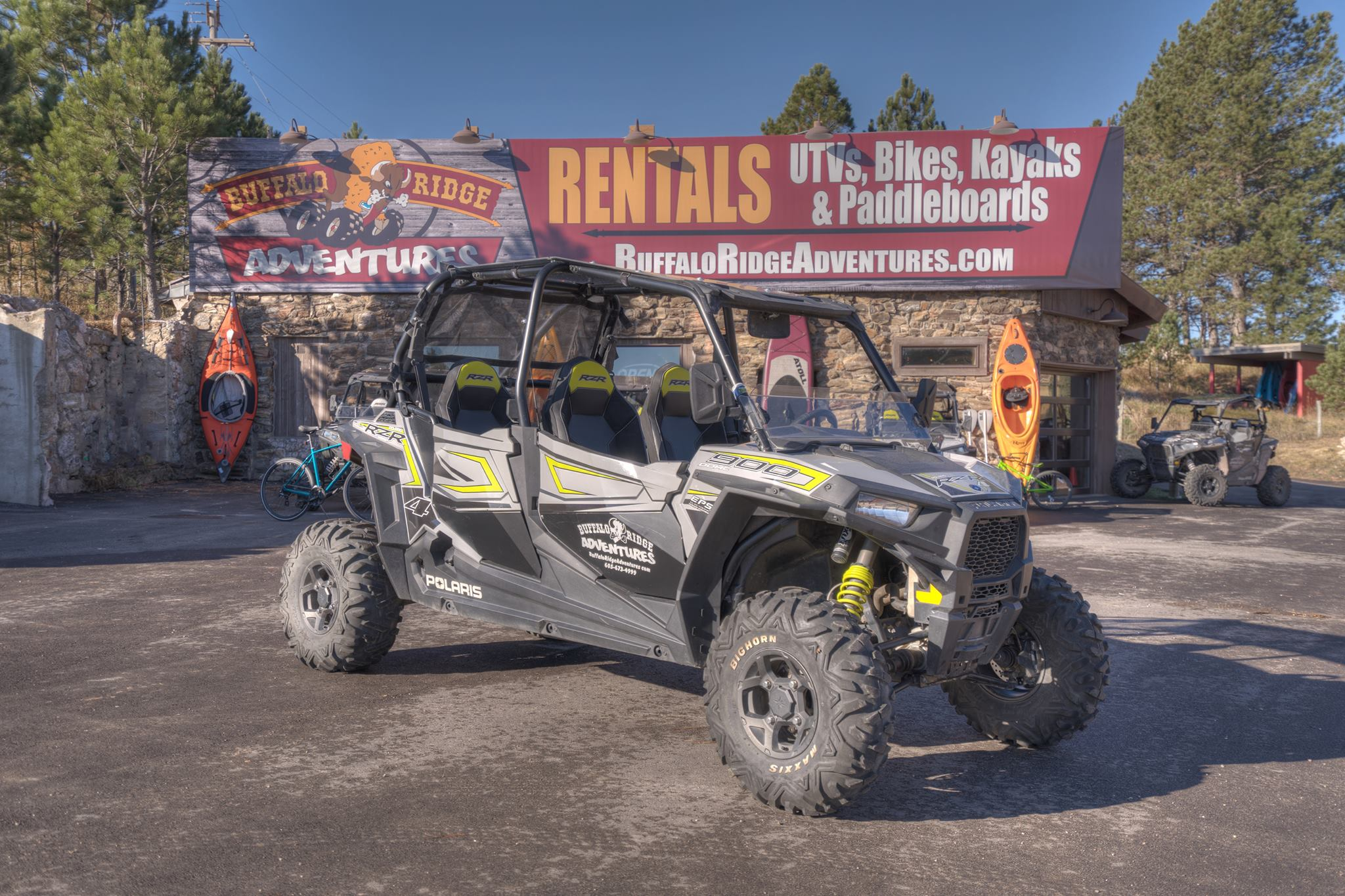 Buffalo Ridge Adventures Rentals