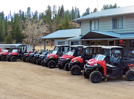 MT MEADOW RENTALS