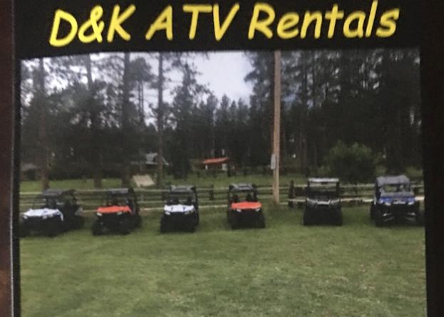 D & K ATV RENTALS